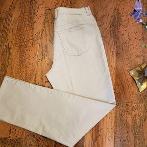 2 for 20 Gloria Vanderbilt Tan Jeans